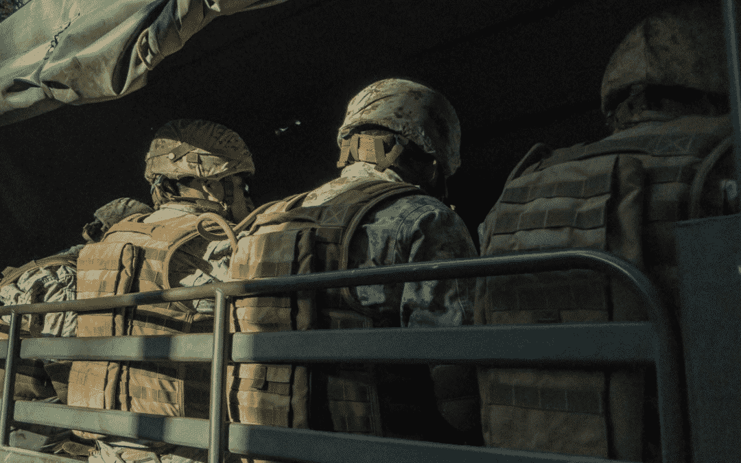 What to do if You Have Been Assaulted by Someone in the Military